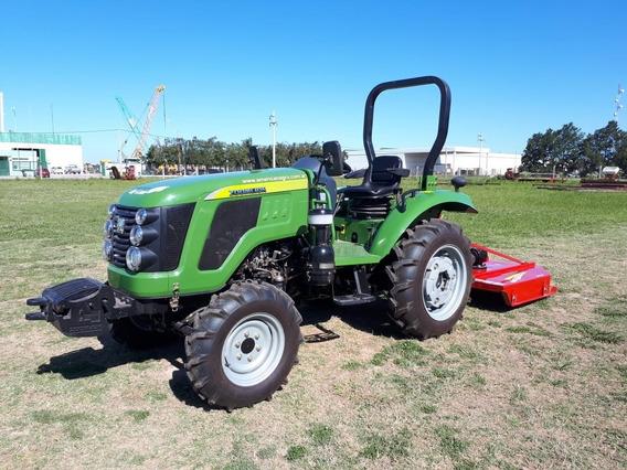 Tractor Frutero De 58 Hp Tipo Masey Ferguson