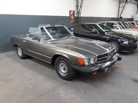 Mercedes-benz Mercedes Benz Sl V8