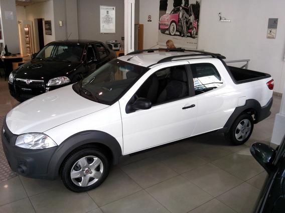 Fiat Strada 1.4 Working, Aceptamos Usados K