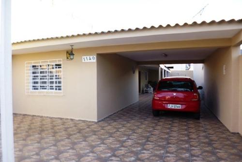 Imagem 1 de 10 de Casa A Venda Com 2 Dormitórios Em Sitio Cercado.