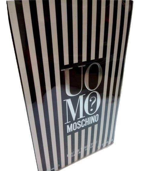 Perfume Uomo Moschino 125 Ml Masculino Original Importado