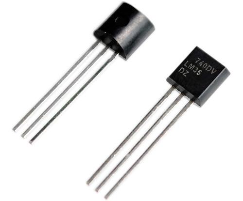Imagen 1 de 1 de Sensor De Temperatura Lm35