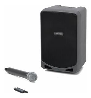 Samson Xp106w Bafle Potenciado Portatil Microfono Bluetooth
