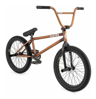 Bicicleta Bmx Profesional Fly Proton Orange ¡full Cromo!