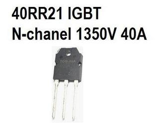 40rr21 Igbt N-chanel 1350v 40a Cocina Induccion