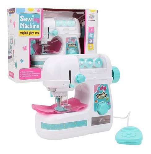 Máquina De Coser Eléctrica Para Niños
