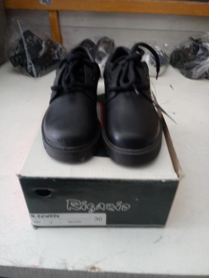 Zapato Negro 30