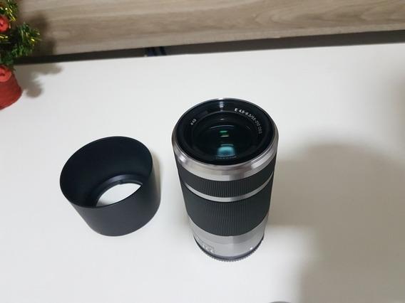 Lente Sony 55-210 Emout