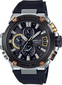 Relogio G-shock Mr-g Gps Atomic Solar Hybrid Ultra Limited
