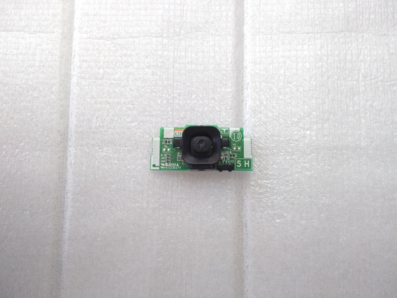 Chave De Funções E Sensor Cr Tv Lg 24mt47d-ps Usada