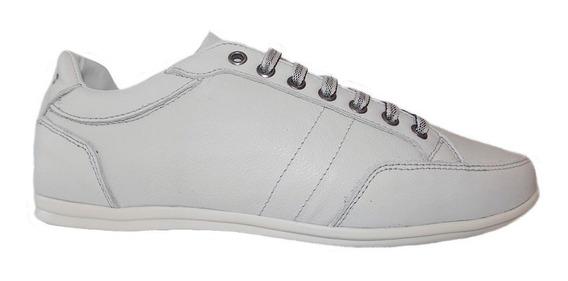 Sapato Casual,tênis Koolt Alisos - Couro - Frete Gratis