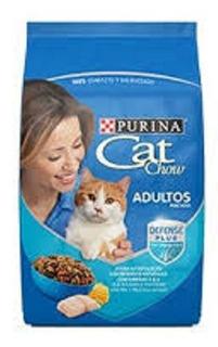 Cat-chow Adulto Carne O Pescado 15k + Despacho Gratis Rm