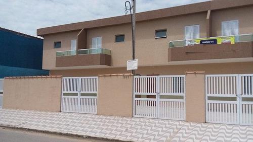 Sobrado Residencial À Venda, Balneário Esmeralda, Praia Grande - So0113. - So0113