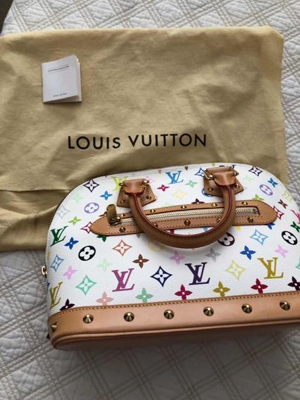 Cartera Original Louis Vuitton Monogram Multicolor
