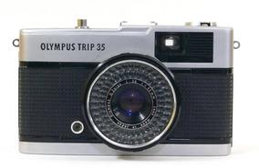 Câmera Fotográfica Analógica Olympus Trip 35