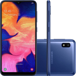 Celular Galaxy A10 32gb Dual Chip Android 9.0
