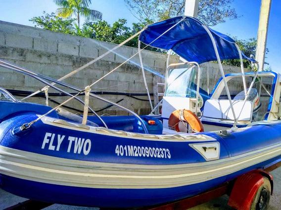Bote Inflavel Estilo Flexboat 15 Pes
