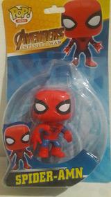 Funko Pop Homem Aranha Spider Man - Colecionável - Marvel