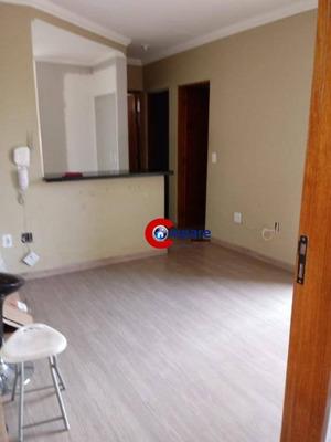 Apartamento Com 2 Dormitórios Para Alugar, 50 M² Por R$ 710/mês - Bonsucesso - Guarulhos/sp - Ap6924