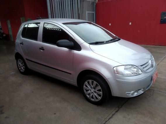Volkswagen Fox 1.0 2005/2005 Prata