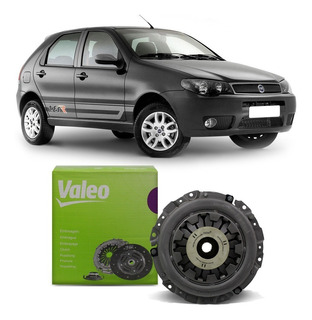 Kit Embreagem Palio Adventure 2002 A 2008 Motor 1.8 - Valeo