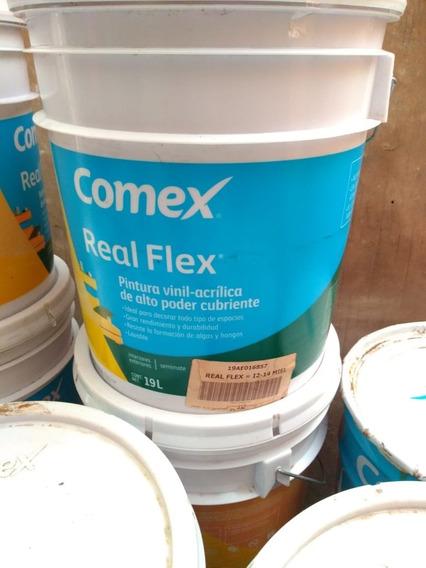 Comex Real Flex® Cubeta 19 Litros