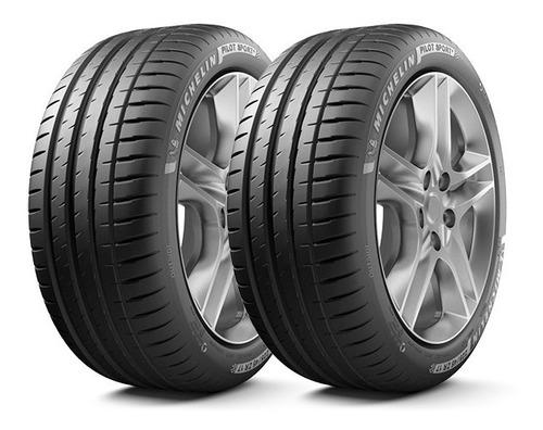 Kit 2 Neumáticos Michelin 245/45r18 100y Pilot Sport 4 El
