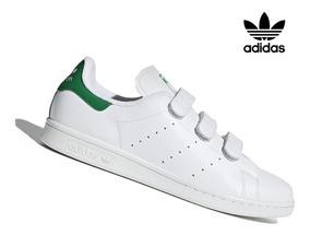 Zapatilla adidas Stan Smith Cf Para Hombre - Blanco