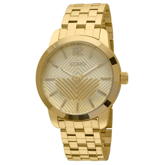Relógio Feminino Euro Eu2034aj/4d