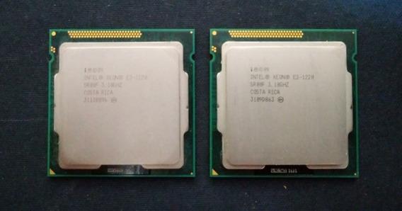 Processador Intel Xeon E3-1220 V3 3.10ghz 8m Lga1150 Sr00f