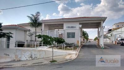 Casa Residencial À Venda, Jardim Myrian Moreira Da Costa, Campinas. - Ca5390