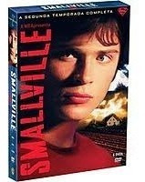 Box 6 Dvd Smallville Original 2 Temporada Dublado Clark Ke