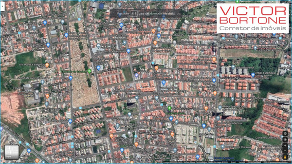Vendo Terreno 10 X 40 Com 2 Casas Térreas. - 1051