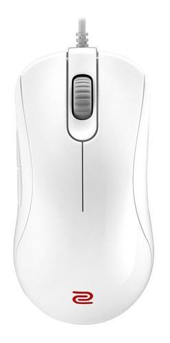 Imagem 1 de 7 de Mouse Benq Zowie Gamer Za13-b White, Pequeno, Sensor 3360