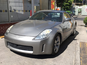 Nissan 350 Z 3.5 Coupe 2 Asientos 6vel Touring Mt 2007