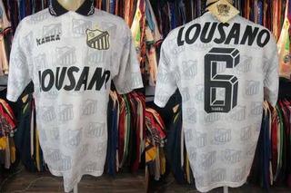 Bragantino 1997 Camisa Titular Tamanho G Número 6.