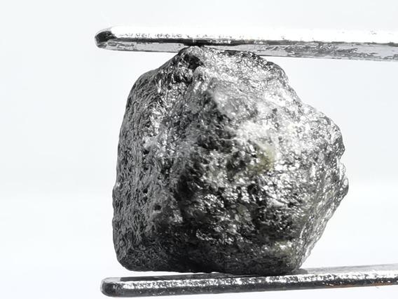 Diamante Bruto Cinza Natural 8,15 Ct