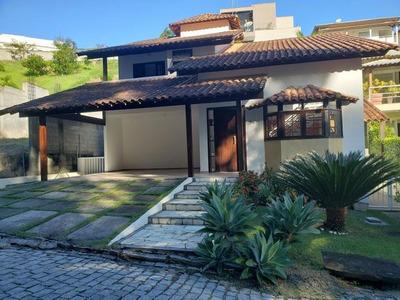 Casa Com 4 Dormitórios Para Alugar, 300 M² Por R$ 3.000/mês - Maria Paula - São Gonçalo/rj - Ca0641