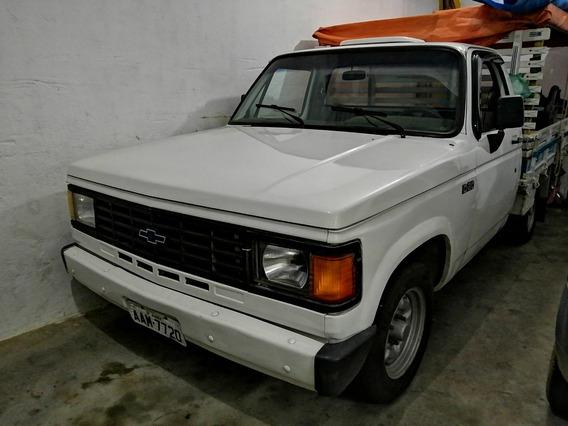 Chevrolet D20 Branca 1989 Turbo Diesel