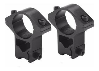 Pistola Rifle Anillos Para Mira Telescopica