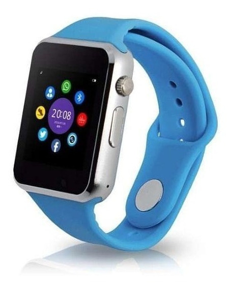 Smart Watch A1 Reloj Inteligente Bluetooth Acepta Sim Telcel