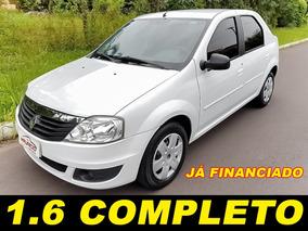 Renault Logan 1.6 Expression 8v Hi-flex 4p Manual