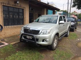 Toyota Hilux Sr 2012
