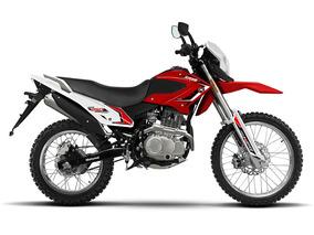 Moto Enduro Calle Motomel Skua 250 Pro 0km Financiada