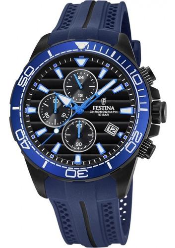Reloj Festina Chrono Sumergible Deportivo F20369
