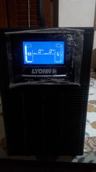 Ups Lyonn Utl-1000 Doble Conversión Estabilizador Regalo Sai