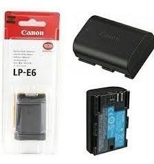 Bateria Canon Lp-e6 Original Eos 5d Mark Iii 60d 70d 6d 7d