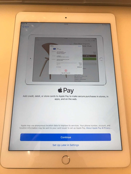 iPad Air 2 16gb - Wi-fi