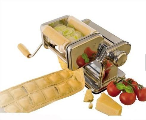 Maquina Para Preparar Ravioles Manual Jk-150 10276005 Dekor