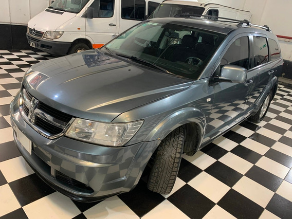 Dodge Journey 2.4 Sxt Atx 3 Filas 2011 Financio Permuto